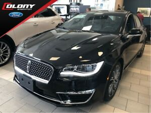 2017 Lincoln MKZ AWD, 3.0 TURBO, LUX, TECH & DRVR PKG!