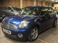 MINI COOPER 1.4 2009 (58 REG)*£3499*VERY LOW MILES*FULL SERVICE HISTORY*LONG MOT*PX WELCOME*DELIVERY