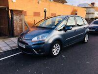 CITRON C4 PICASSO AUTOMATIC 2009 HDI not zafira Touran astra sharan Vauxhall vw