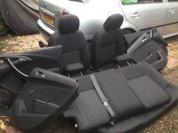 Vauxhall Astra J MK6 full interior seats Hatchback 2010-2015
