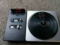 DJ Hero wireless Turntable Controller for PS2&PS3