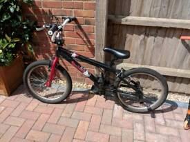 """BMX Bike 20"""" Wheel with stuntpegs"""