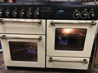 Rangemaster 110cm Gas Cooker - Can delivery if needed