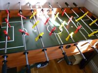 Multi Games Table 4ft. Inc. football,pool,table tennis and many more.