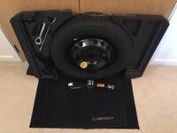 Spacesaver Wheel for 2014 Nissan Qashquai