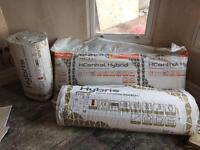 Insulation - Actis Hybris roll and blanket.