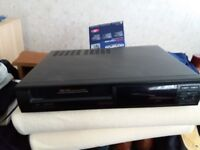Vhs player