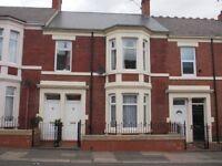 Fenham, Spacious 3 bedroomed furnished flat