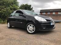 Renault Clio 1.2 Petrol Full Years Mot No Advisorys Low Mileage Full Service History Cheap First Car
