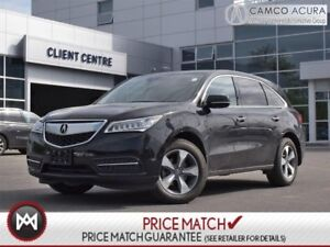 2016 Acura MDX Leather, Sunroof, 7 Passenger