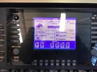 Yamaha clavinova cvp303m digital piano