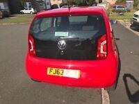 Volkswagen Up! 63 plate excellent condition