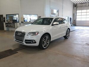 2014 Audi Q5/SQ5 Technik - AWD