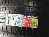 1 X Brand New Michelin Pilot Super Sport 245/40/18