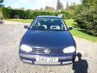 Volkswagen Golf 12 months mot