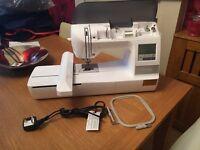 Brother Embroidery Machine 750e
