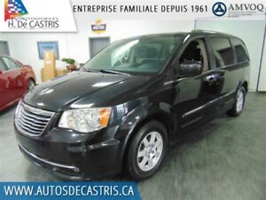 2012 Chrysler Town & Country TOURING*2xDVD, NAVI, CAMERA DE RECU