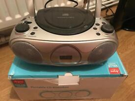 Portable CD Boombox For Sale!