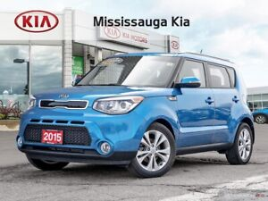 2015 Kia Soul EX+ EX PLUS , ONE OWNER , BACK UP CAMERA