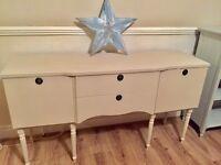 REDUCED FOR QUICK SALE! Dresser/dressing table/sideboard/storage