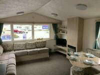 Pre owned static caravan including all fees - Sundrum Castle West Scotland Ayrshire