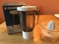 Liquidiser and Juicer attachments for Kenwood Chef