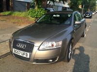 Audi A6 2.7 Tdi, saloon, manual, 2007(57), great car.