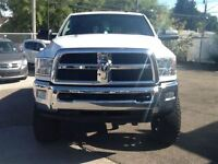 LIFTED 2014 Dodge Ram 3500 SLT DIESEL WE FINANCE EVERY ONE