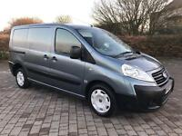 2008 Fiat Scudo 1.6 JTD, 73,000 MILES, 1 OWNER, NEW MOT, NO VAT (Peugeot Expert / Citroen Dispatch)
