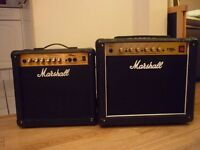 Marshall DSL 5c combo amp, as new