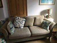 Two & three John Lewis sofas