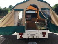 Trigano 415 DL trailer tent 2003- EXCELLENT CONDITION