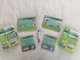 Leapfrog Leapreader Learn to write letters and numbers