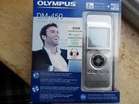 Olympus Digital Voice/Music recorder DM-450