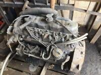 Peugeot 2.5 Diesel engine out of forklift truck £250