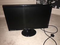 Benq monitor, hdmi port and power cable. Monitor alone, perfect working order. With desk stand.
