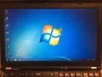 LENOVO THINKPAD X220 LAPTOP INTEL CORE i7 2.8GHZ 8GB WIN 7