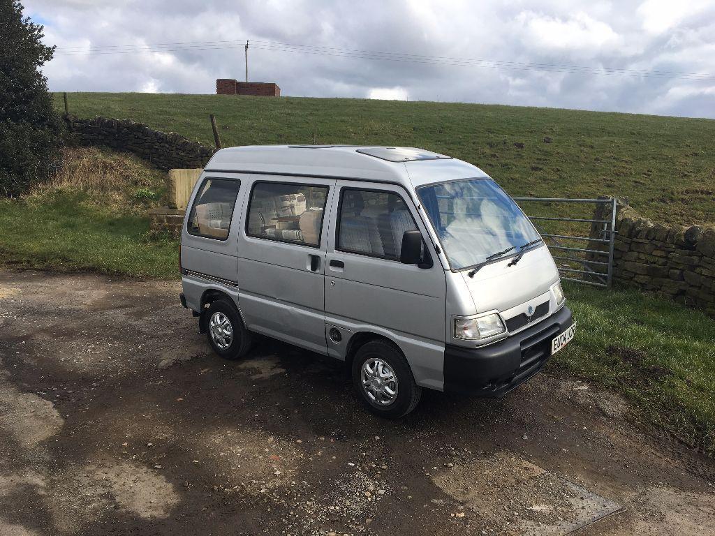 Porter Hijet Day Van