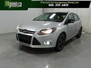 2013 Ford Focus SE  4Dr. Sedan SE Air Conditioning PW/PDL/PM $12