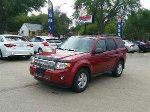 2011 Ford Escape XLT 4WD Leather & Sunroof