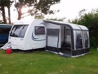 Bradcot Aspire Air 260 awning