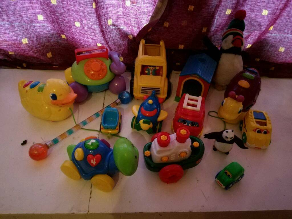 Kids toys needs gone today £4 the lot