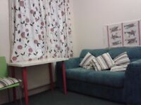 Very pretty clean double all bills wi-fi etc.longer or shorter terms,4 mins walk to East ham station