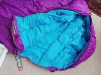 Vango stratos 3 season sleeping bag