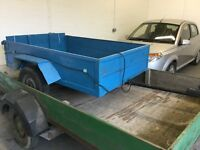 Car trailer 8foot by 4foot