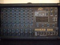 Peavey XRD 680 300w powered amp