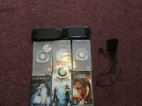 PSP. Cood Conditon. 6 Games And 2 Movies