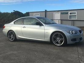 2012 BMW 320d M Sport Coupe **LOW MILES** Plus Edition SAT NAV LEATHER