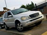 Mercedes ML 2001 GOOD Condition