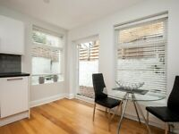 Stunning Fulham one bedroom apartment with charming garden